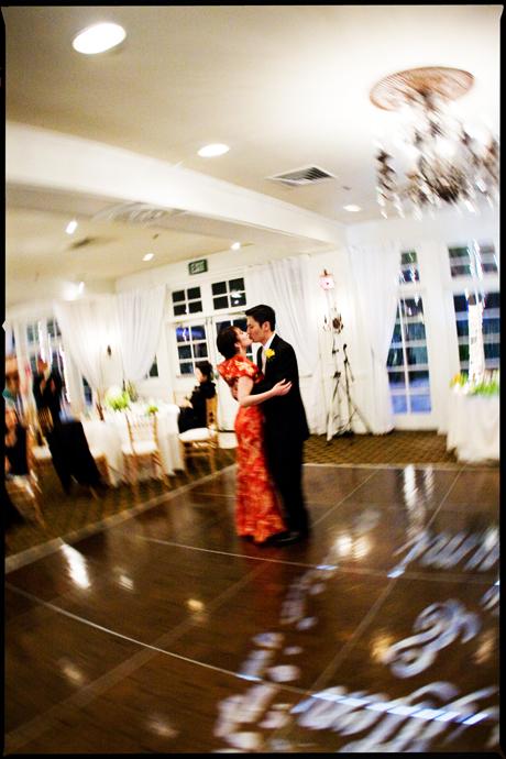 Calamigos Equestrian Center Wedding