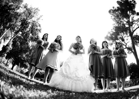 Calimigos Equestrian Wedding Pictures