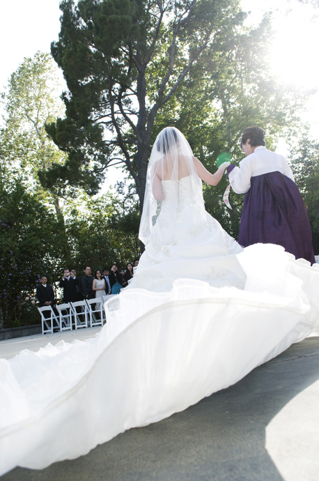 Wedding at Calimigos Equestrian