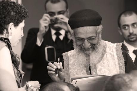 Egyptian Orthodox Wedding