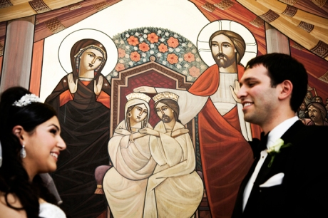 Saint George Coptic Orthodox Wedding