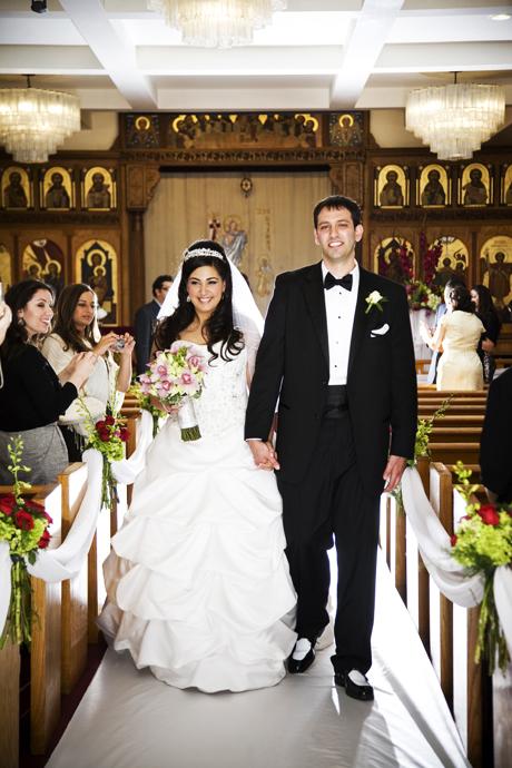 Saint George Coptic Wedding Ceremony