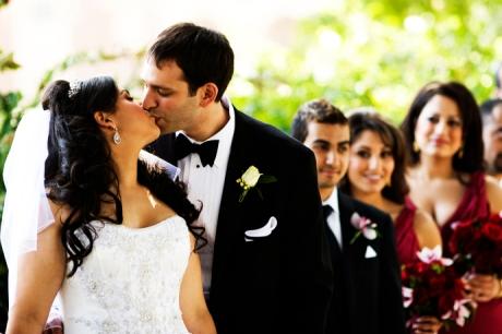 Exposition Rose Garden Wedding Photography