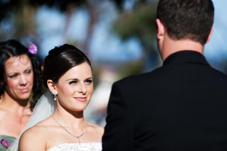 Fort MacArthur Wedding Ceremony