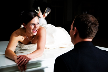 Wedding at Fort MacArthur