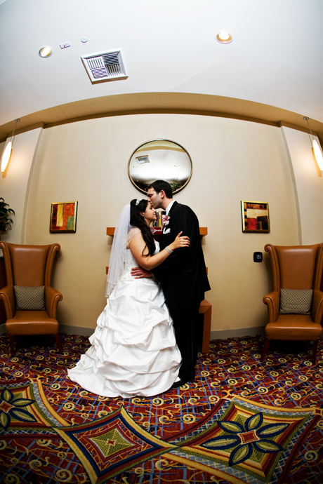 Hotel Lobby Wedding Pictures