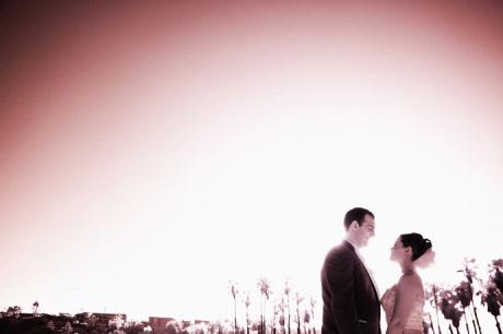 Infrared Wedding