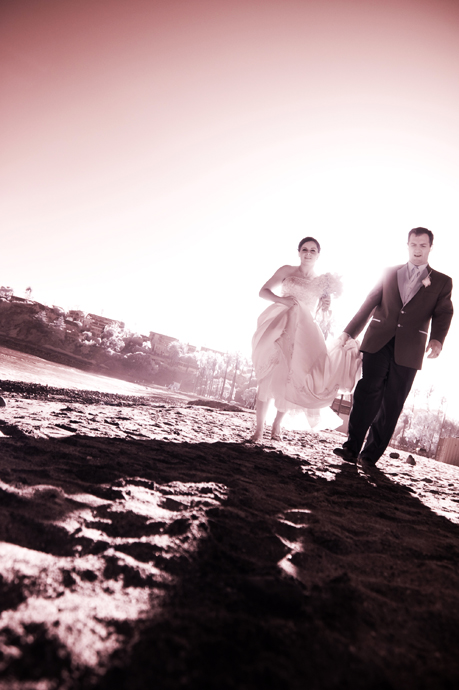 Infrared Wedding Photographer in San Pedro