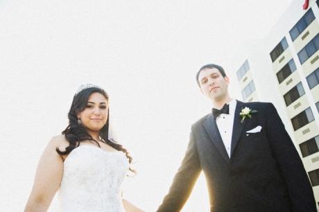 Marriott Norwalk Wedding