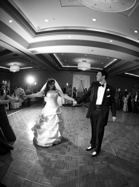 Norwalk Hotel Marriott Wedding