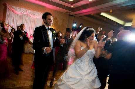 Marriott Hotel Norwalk Wedding