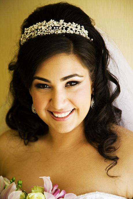 Bride at the Norwalk Marriott