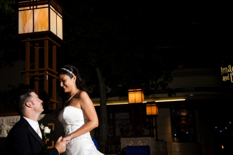 California Adventure Wedding