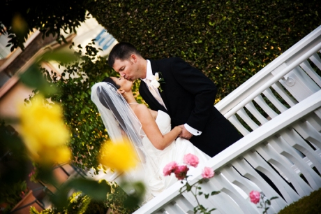 Disneyland Hotel Wedding