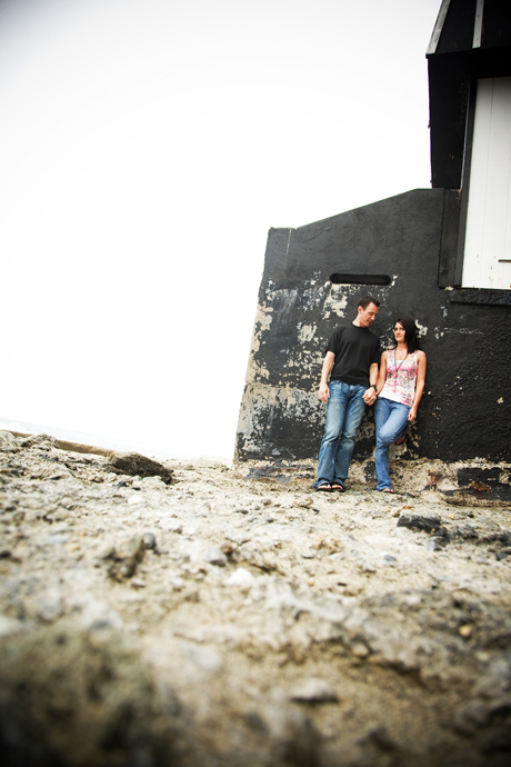 Engagement Pictures in Laguna Beach