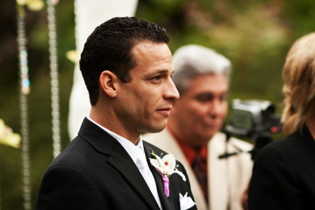 Los Angeles Arboretum Wedding