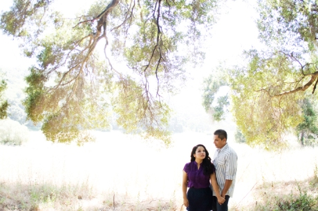 Engagement Photos at Malibu Creek