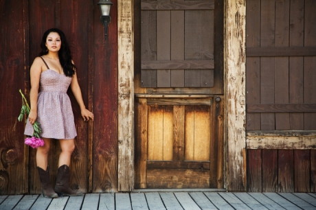 Engagement Photos at Paramount Ranch
