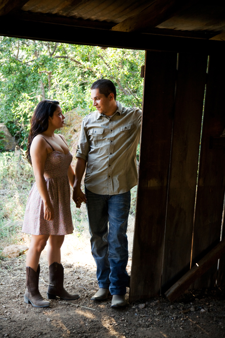 Paramount Ranch Engagement