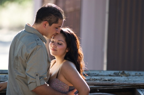 Malibu Canyon Engagement Photos