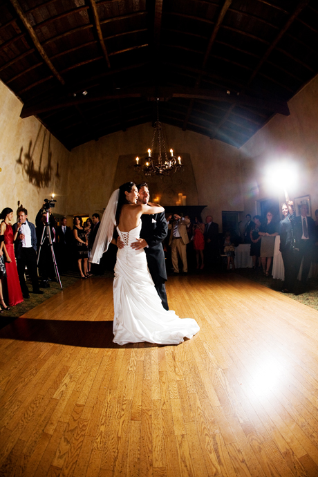First Dance at La Venta Inn