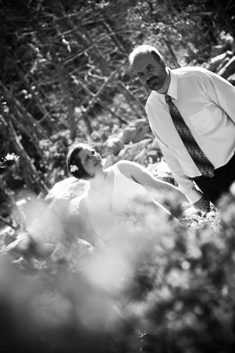 Mt. Baldy Lodge Wedding