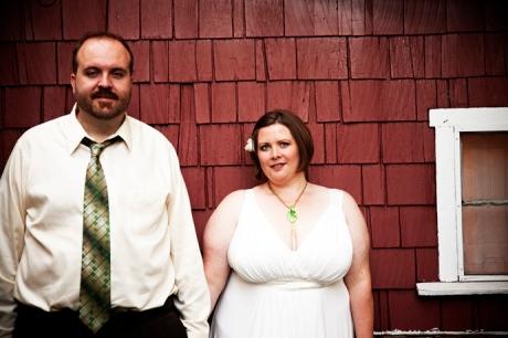 Wedding at Mt. Baldy Lodge