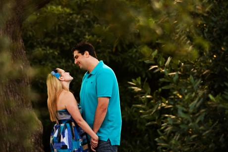 Westmont College Engagement Session