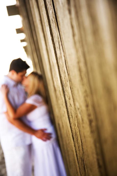 Engagement Pictures at Santa Monica Pier
