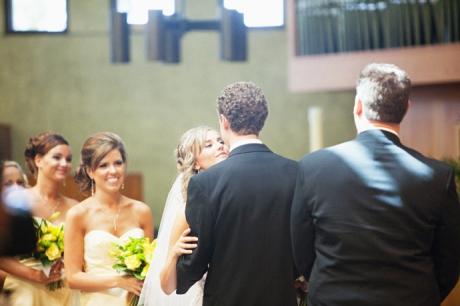San Antonio Catholic Church Wedding
