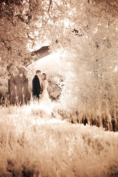 Infrared Wedding Photographer
