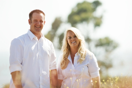 Carpinteria Bluffs Engagement Pictures
