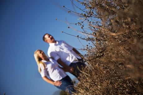 Engagement Shoot at Carpinteria Bluffs