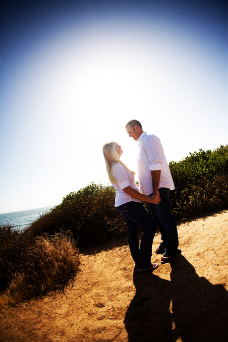 Engagement Pictures in Santa Barbara