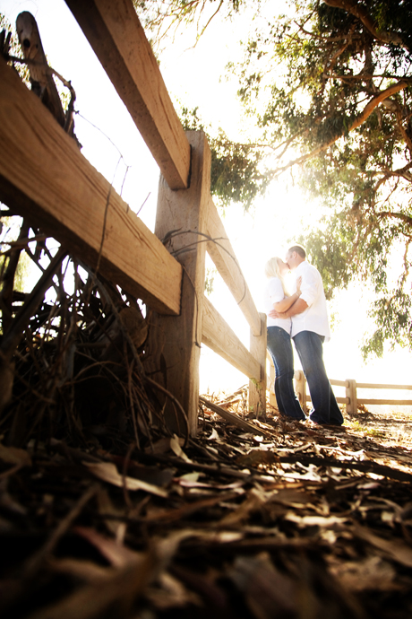 Engagement Pictures in Carpinteria
