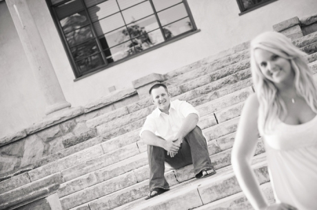 Westmont College Engagement Photography