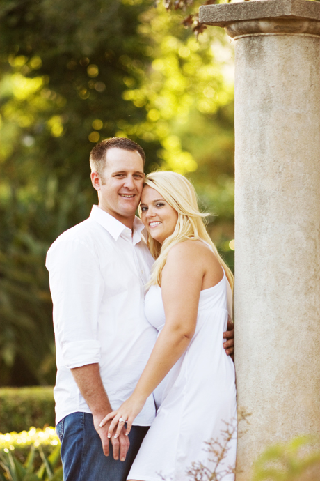 Engagement Photography at Westmont College