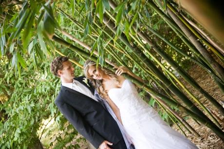 Fullerton Arboretum Wedding Photographer