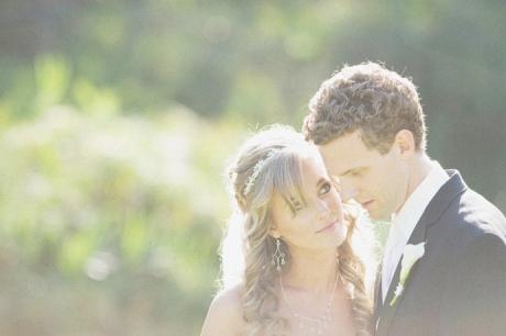 Wedding Photography at Fullerton Arboretum
