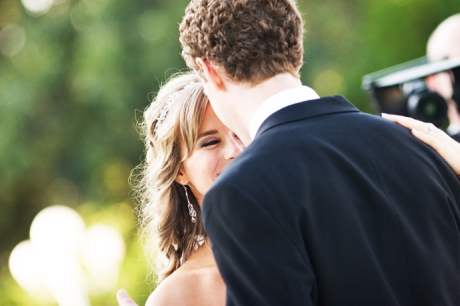 Wedding at Fullerton Arboretum
