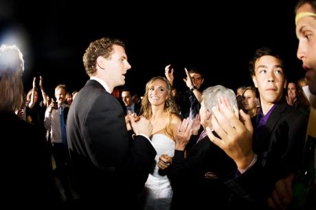 Wedding Reception at Fullerton Arboretum