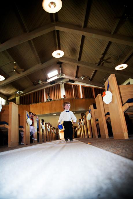 Faith Presbyterian Wedding Ceremony