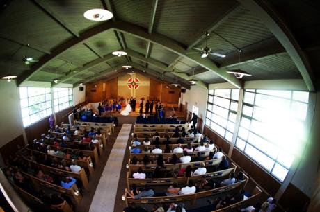 Faith Presbyterian Wedding San Diego