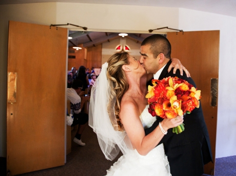 San Diego Faith Presbyterian Wedding