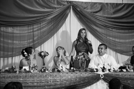 San Diego Wedding Reception