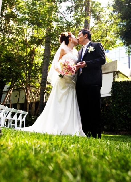 Wedding at the Fairmont Hotel Newport Beach