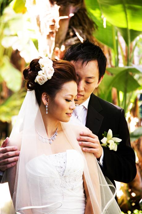 Wedding at Newport Beach Fairmont