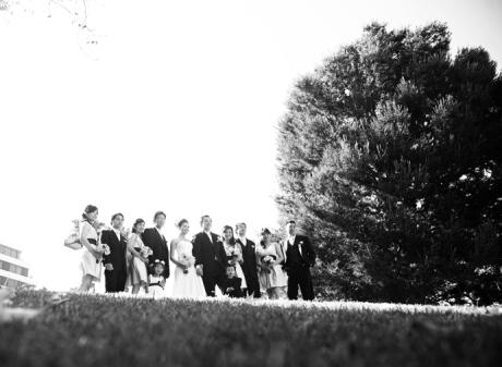 Hotel Wedding at the Fairmont Newport Beach