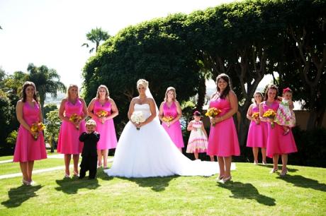 Hyatt Newport Beach Wedding Photographer