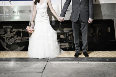 Los Angeles Union Station Wedding